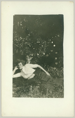 RPPC Boy and Girl