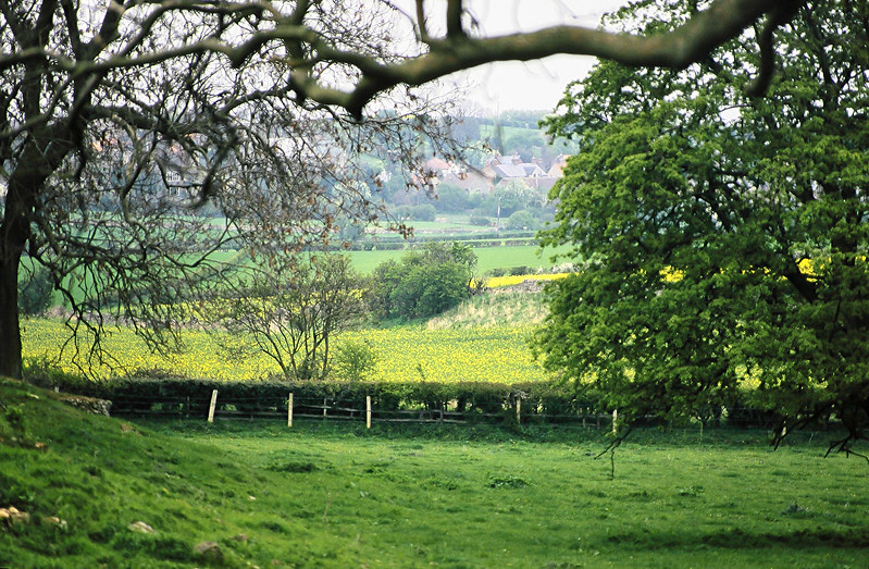looking from Ash Tree Cave towards Whitwell