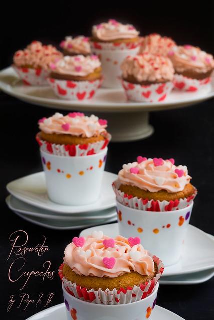 Rosewater Cupcakes (9)