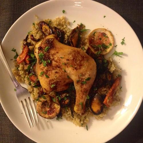 Dinner: September 29, 2014