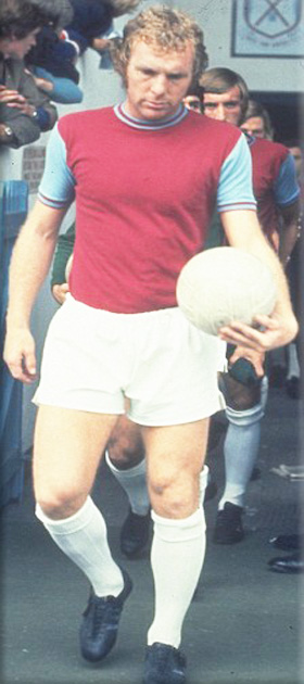 picture of Bobby Moore - 1958 to 1974