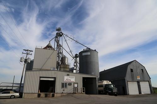 Shirley Wisconsin, Grain Elevator, Brown County WI