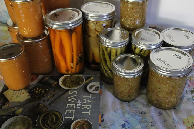 in which this becomes a canning blog.....