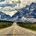 Timeless Icefields Parkway - Color Version by Jeff Clow