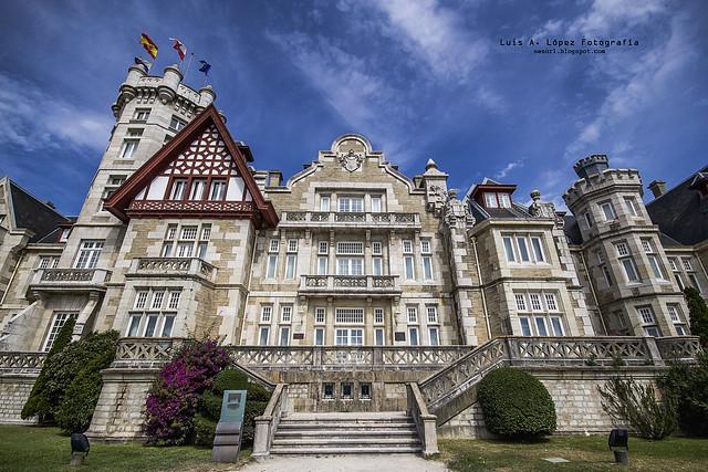 Real Palacio de la Magdalena