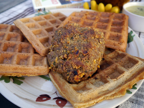 Waffle Wednesday - Chick' N' Waffles Party (0007)