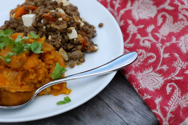 Kuri Squash with Indian Spices by Eve Fox, the Garden of Eating, copyright 2014