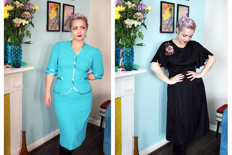 Pretty Vintage Clothing in the UK Jean Varon Dresses