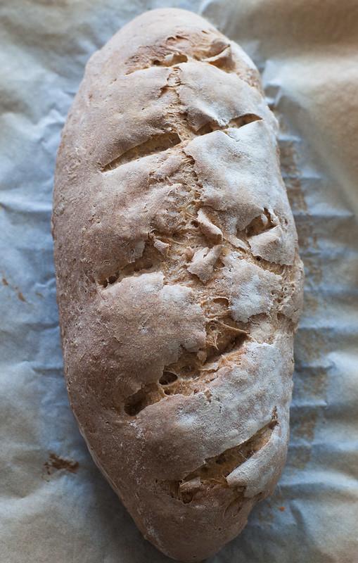 Nwew york dely rye bread