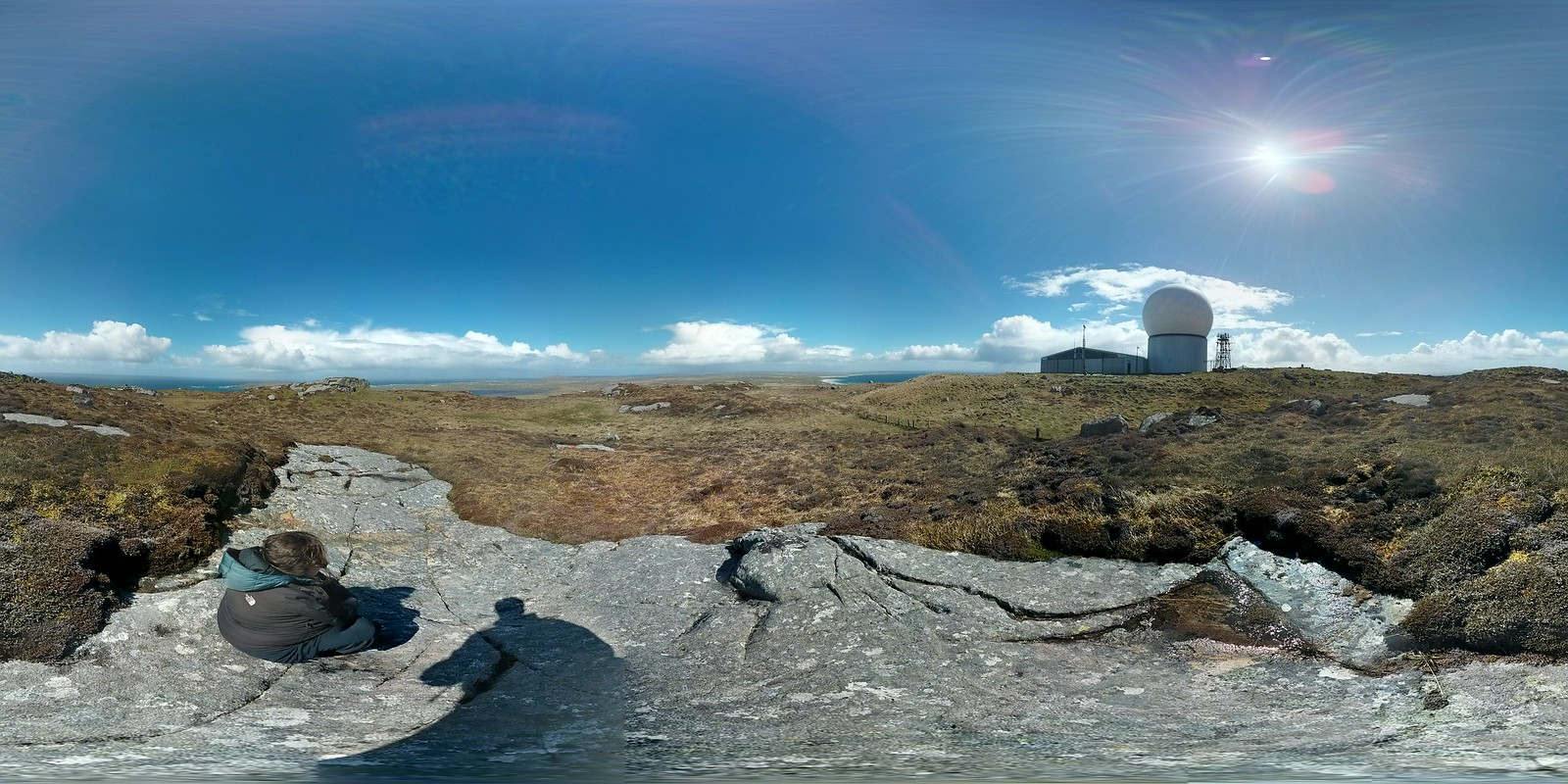 Ben Hynish photosphere, Tiree