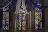 Stained Glass @ Collegiate Sainte-Marthe