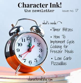 Character Ink Newsletter no. 17