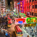 Small photo of Mong Kok After Dark: Neon Nights