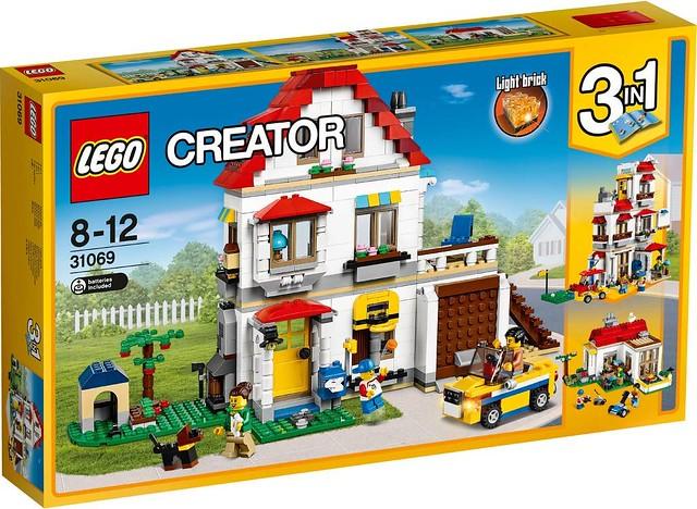 31069 Modular Family Villa 1