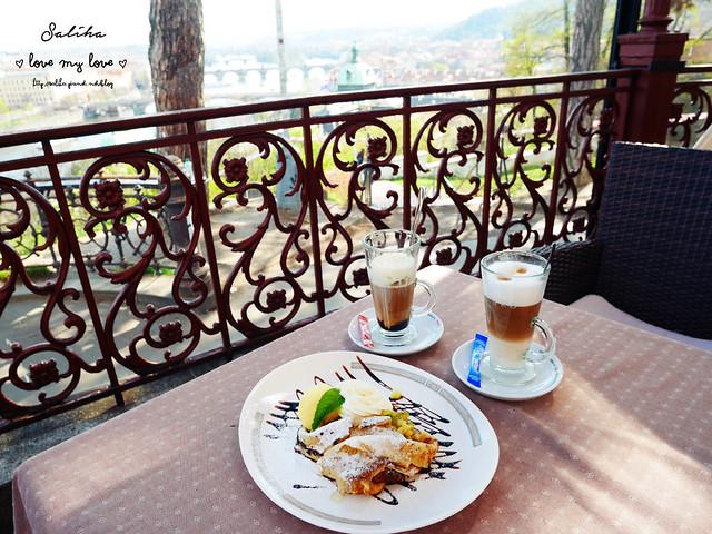 Hanavsky Pavilon交饗情人夢布拉格絕美景觀餐廳下午茶 (17)