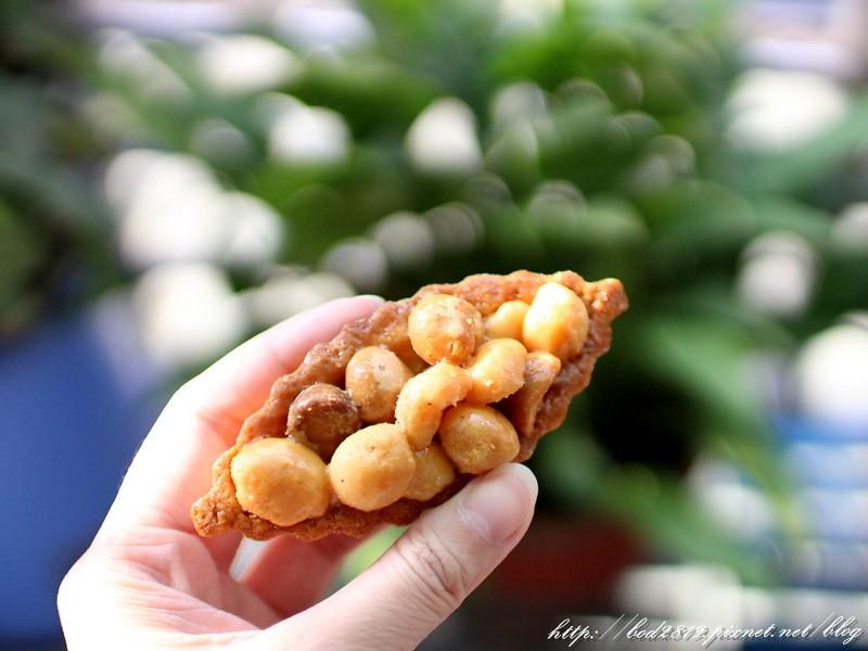 台南葡吉食品夏威夷豆塔