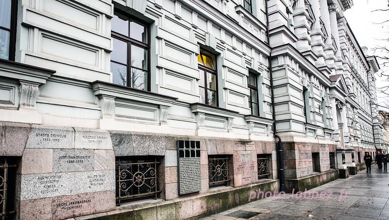Musée des victimes des génocides en Lituanie