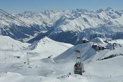 Vlakem v lůžku do země lyžařů