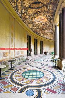 Paris 2017: Petit Palais Ceiling And Floor Design
