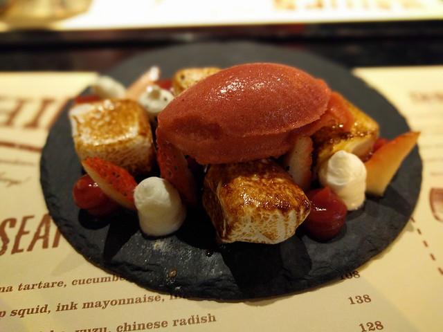 dessert @ 22 Ships