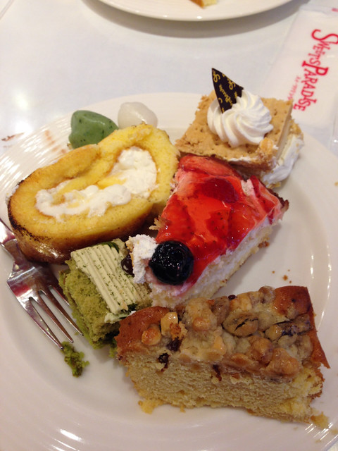 Sweets Paradise: My Plate - Tokyo, Japan
