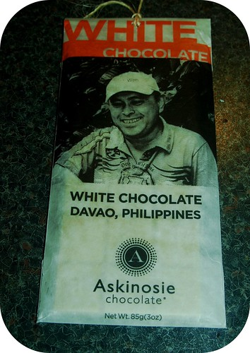 Askinosie White Chocolate