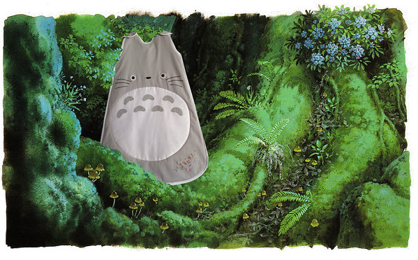 My neighbour totoro, sleeping bag