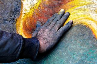hands color