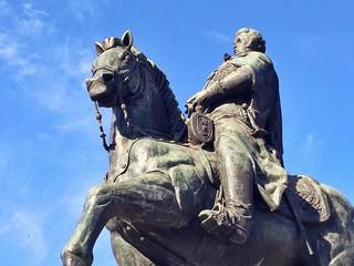 Obraz Dom João VI. praçaxvdenovembro