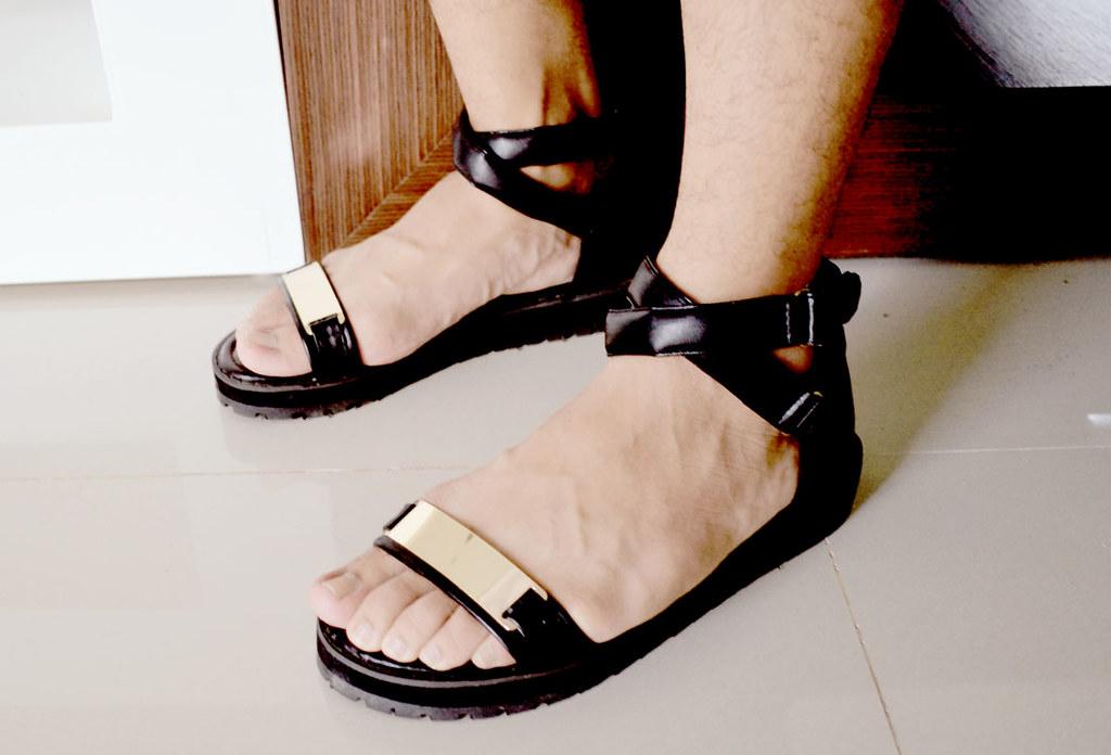 Choies Sandals by Izael Garrido