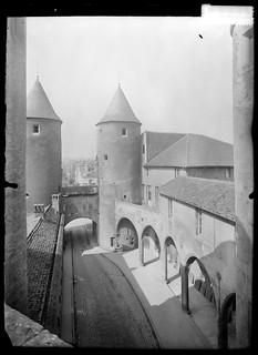 Porte des Allemands - Cliché Prillot [1046 bis]