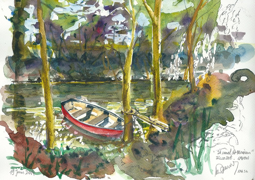 La barque jin 20140001