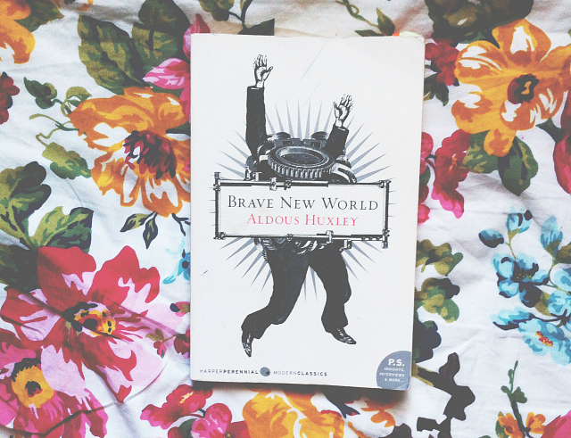 brave new world aldous huxley book review book lifestyle blog vivatramp uk