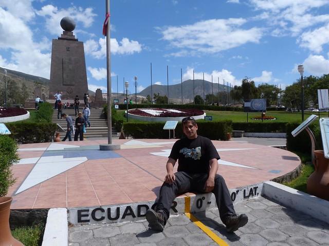 Mitad del mundo (Quito, Ecuador)
