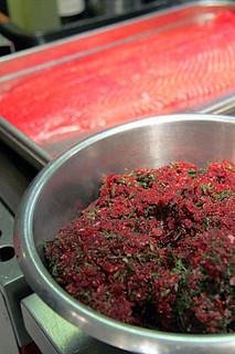 Beetroot marinated salmon IMG_0995 R