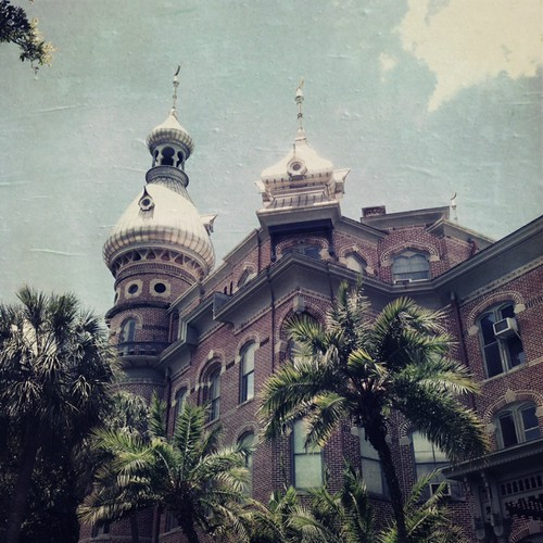 The Old Tampa Bay Hotel