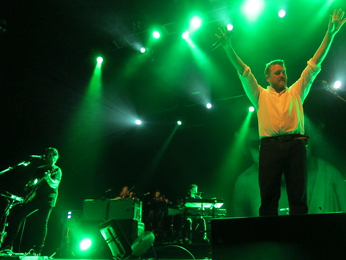 Elbow, Fox Theatre, 05-27-14