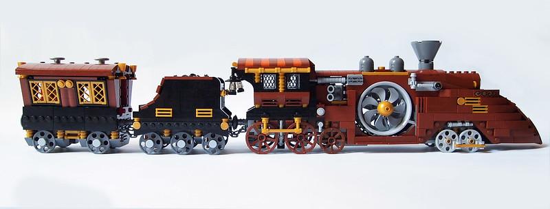 Steam Train_right