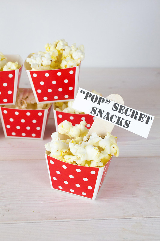 """Pop"" Secret Snacks #Shop #JackRyanBluRay"
