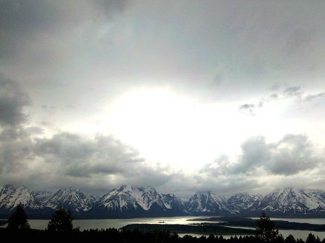 Honeymoon - Grand Tetons