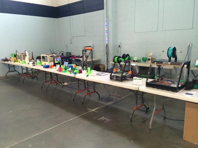2014 Vancouver Maker Faire