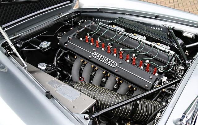 Maserati 3.500 GT Vignale Spyder