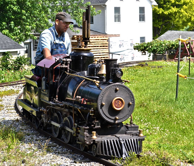 Strasburg Railroad PA - mini train