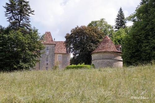 24 Sarliac-sur-l'Isle - La Bonnetie Château