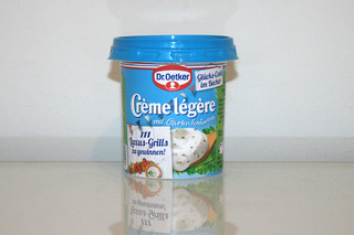 07 - Zutat Creme legere mit Kräuter / Ingredient creme legere with herbs