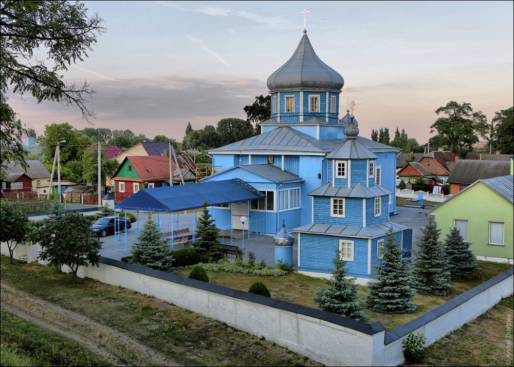 Кобрин, Церковь св. Георгия