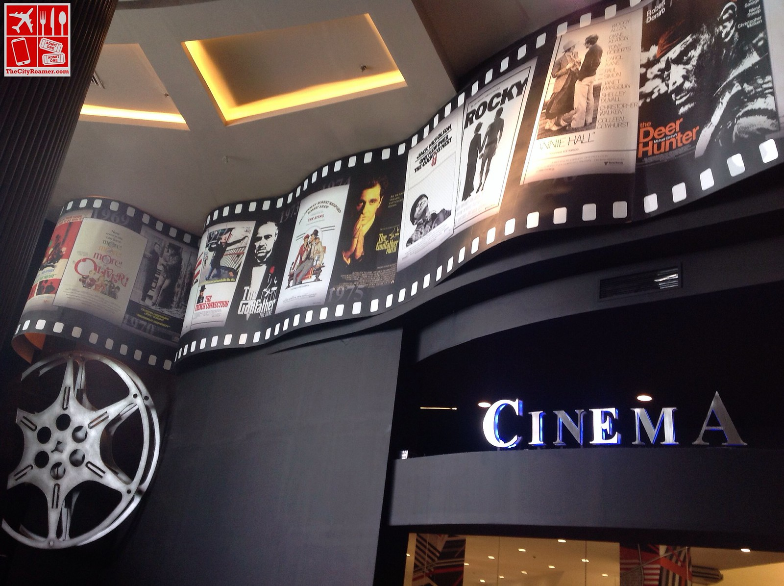 experienced dolby atmos in greenhills cinema 6