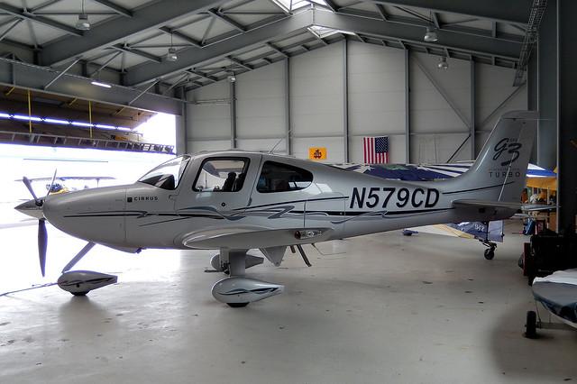 N579CD