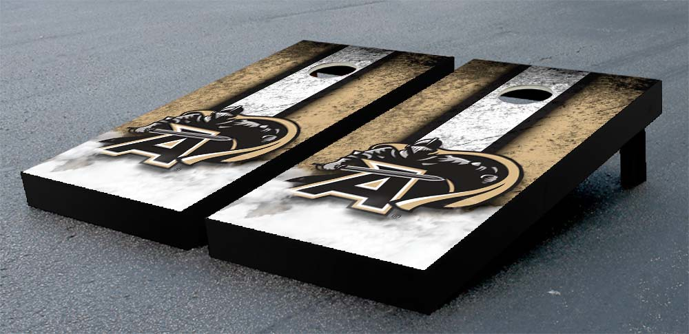 Army Black Knights Cornhole Game Set Vintage