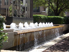 Fountain @ Daniel Building---Birmingham, Al.